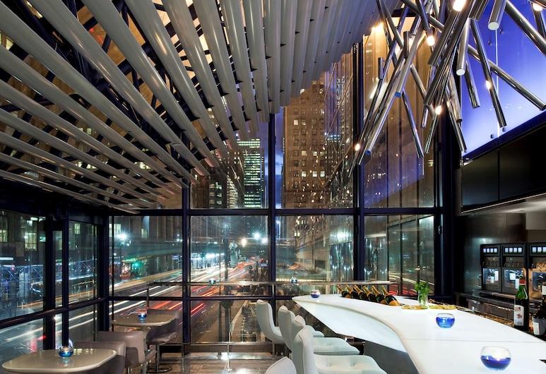 Grand Hyatt New York, Nova York, Bar do hotel
