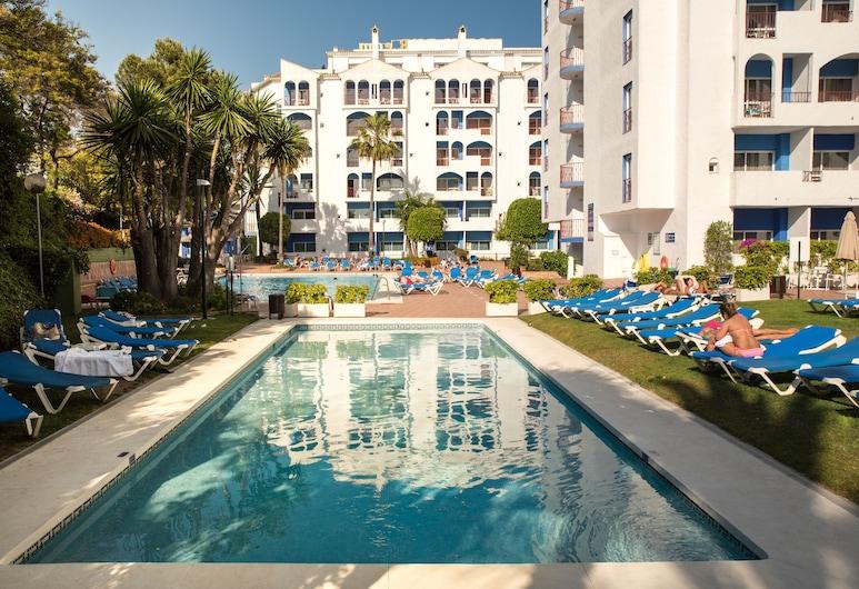 ホテル PYR マルベリャ, マルベラ, 屋外プール