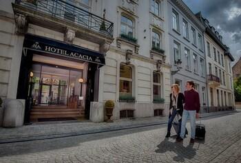 Foto van Hotel Acacia in Brugge