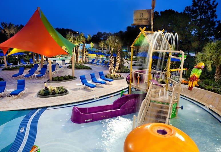 Renaissance Orlando at SeaWorld, Orlando, Children's Play Area – Outdoor