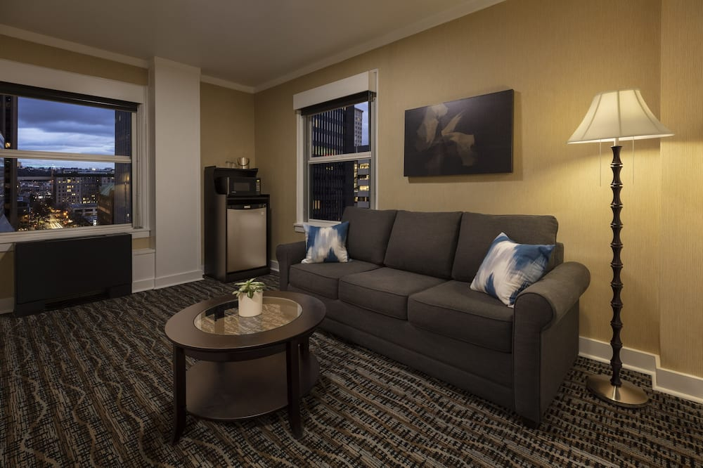 Superior Suite, 1 Bedroom (Family Suite) - Bilik Rehat