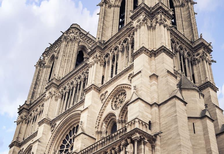 巴黎聖母院聖日爾曼區美居酒店, 巴黎, 外觀