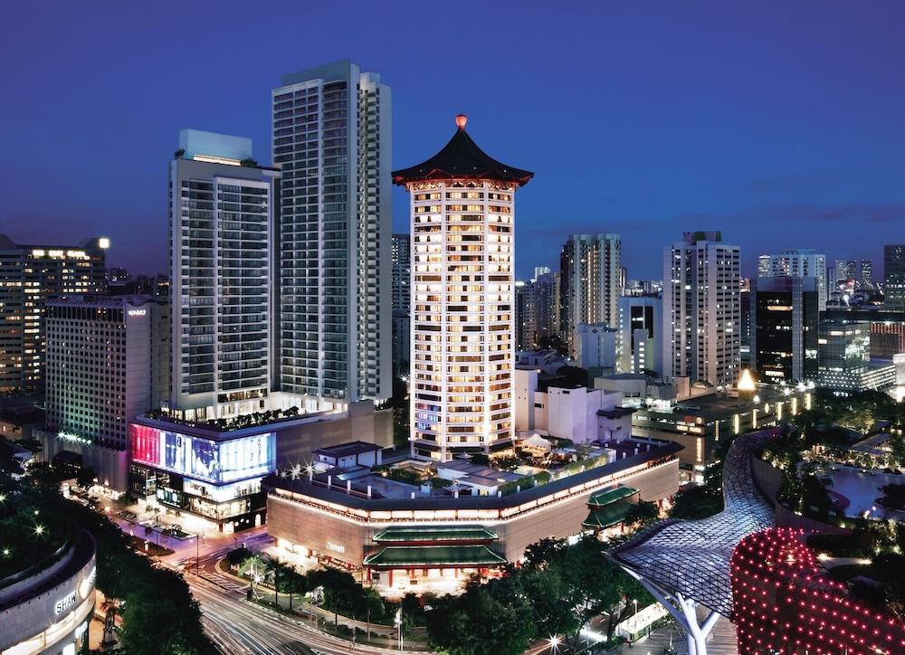 Singapore Casino Hotel