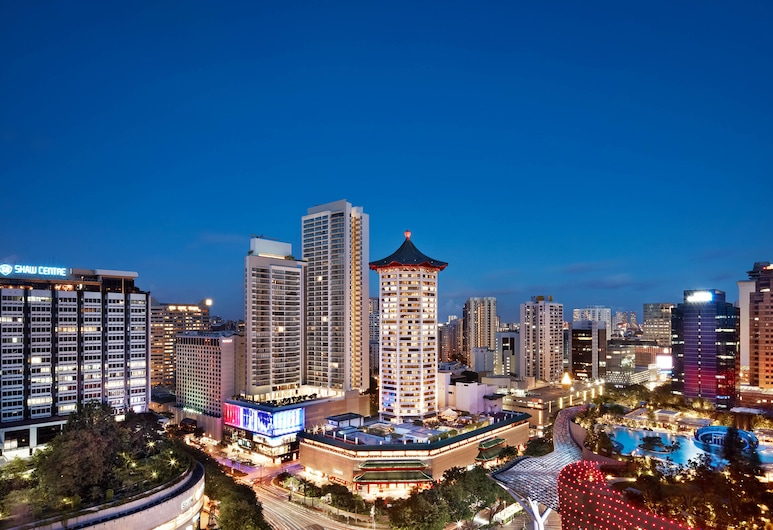 Singapore Marriott Tang Plaza Hotel (SG Clean), Singapore