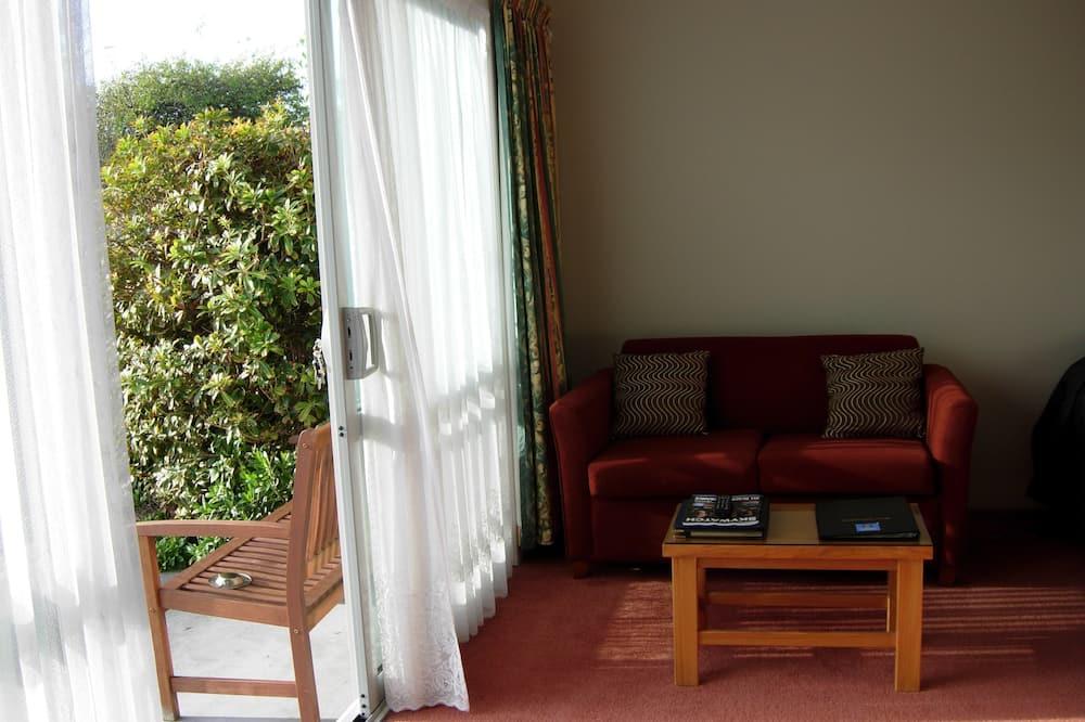 Standard tuba, 1 magamistoaga - Lõõgastumisala