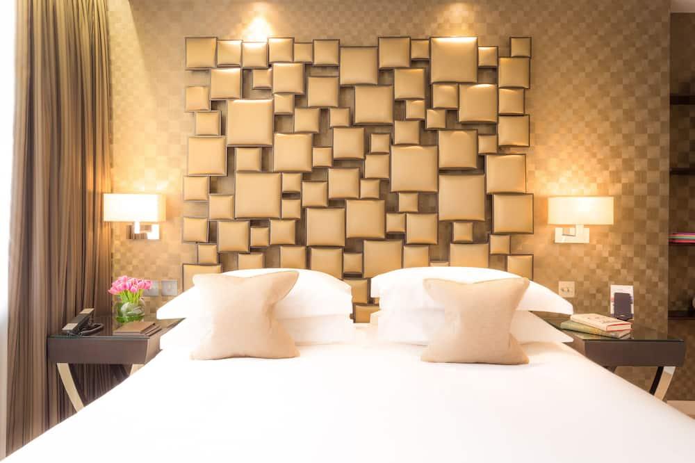Īpaši liels luksusa numurs, 1 divguļamā karaļa gulta - Galvenais attēls