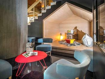 Grenoble — zdjęcie hotelu Mercure Grenoble Centre Alpotel