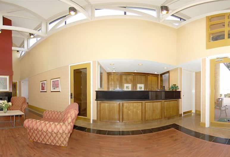 HomeGate Studios & Suites San Antonio Fiesta Park, San Antonio, Recepcja