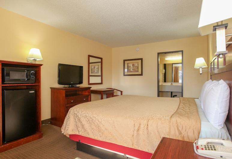 Budget Inn, Flagstaff, Standardrum - 1 kingsize-säng, Vardagsrum