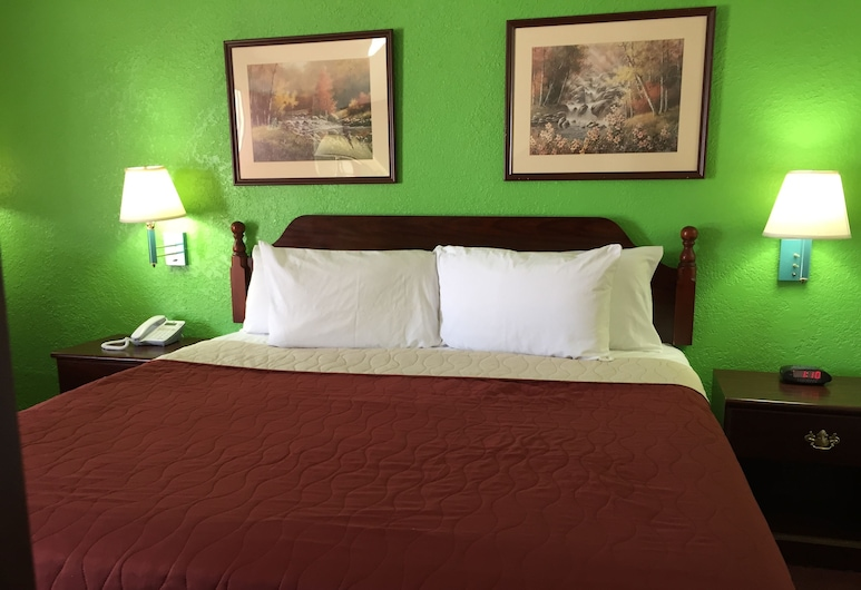 Budget Inn , Mexico, Paaugstināta komforta numurs, viena guļamistaba, nesmēķētājiem, Viesu numurs