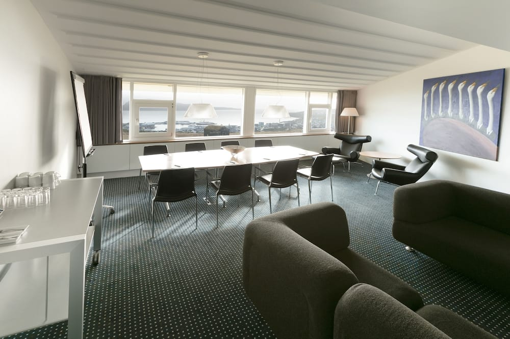 President Clinton Room with Sea View - Woonkamer