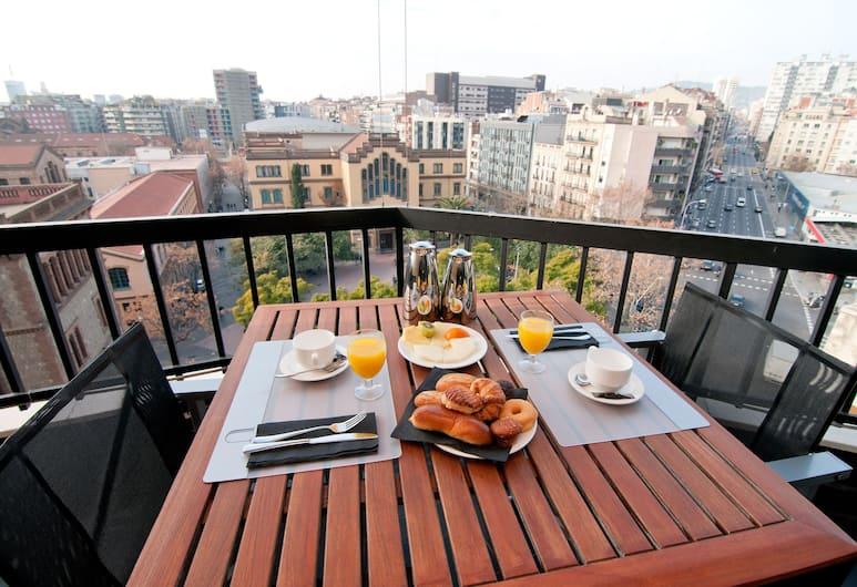 U232 Hotel, Barcelona, Dubbelrum eller tvåbäddsrum, Gästrum