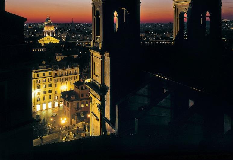 Hassler Roma, Roma, Camera
