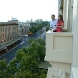 Suite, 1King-Bett - Blick auf die Stadt