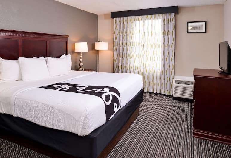 La Quinta Inn & Suites by Wyndham Indianapolis South, Indianapolis, Room, 1 Katil Raja (King), Accessible, Non Smoking, Bilik Tamu