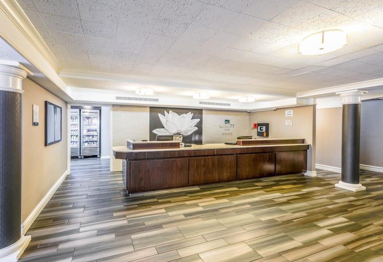 Quality Inn & Suites, North Charleston, Vestibils