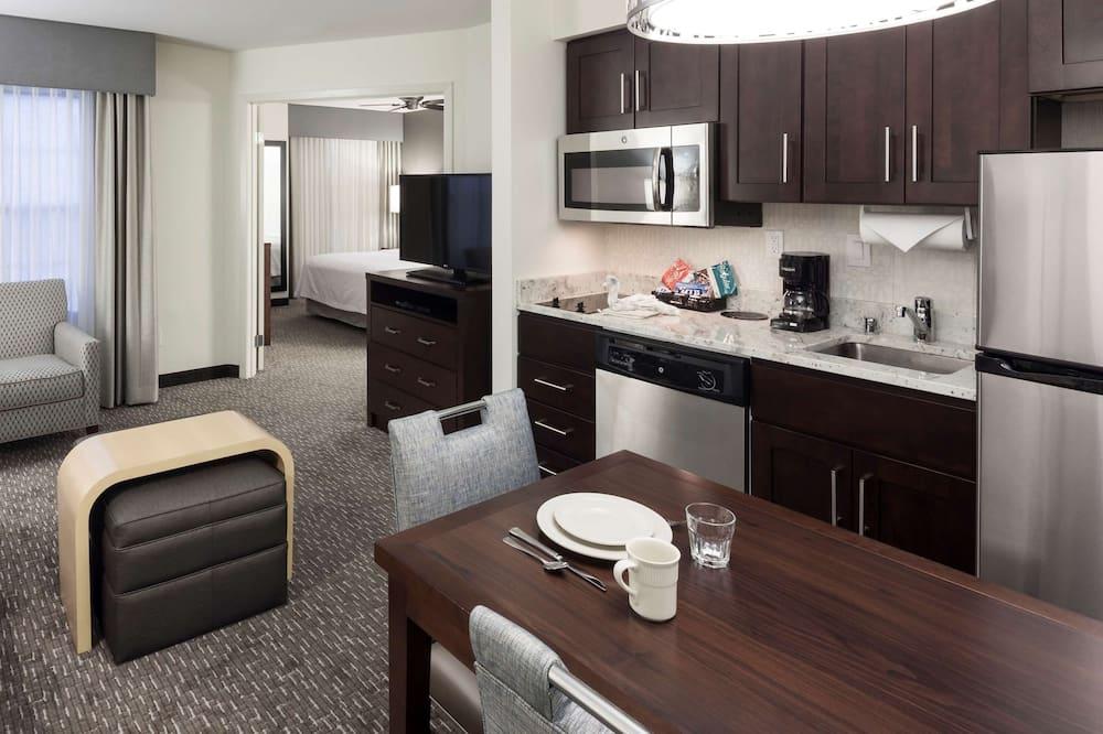 Suite, 1 Tempat Tidur King - Area Keluarga