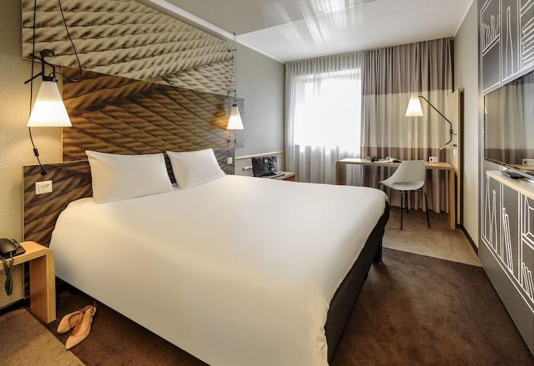 ibis Aachen Marschiertor, Aix-la-Chapelle, Aachen, Standard Double Room, 1 Double Bed, Guest Room