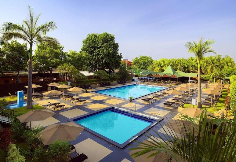 Sheraton Abuja Hotel, Abuja, Pool
