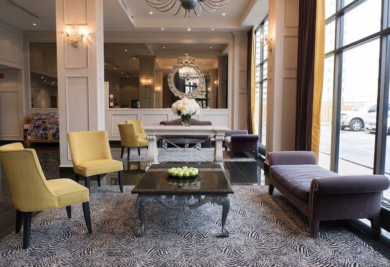 The Roehampton Hotel, Toronto, Lobby Sitting Area