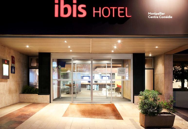 ibis Montpellier Centre Comédie, Montpellier, Entrée de l'hôtel