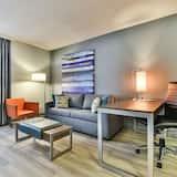 Suite de 1 habitación, 1 cama de matrimonio grande - Sala de estar