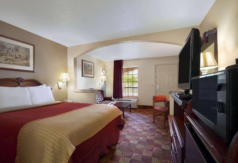 Days Inn & Suites by Wyndham Tuscaloosa - Univ. of Alabama, Tuscaloosa, Standardna soba, 1 queen size krevet, Soba za goste