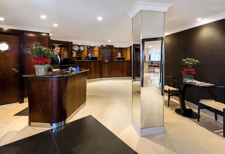 Radisson Blu Edwardian Berkshire Hotel, London, Lobby