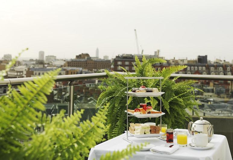 Radisson Blu Edwardian Berkshire Hotel, London, Junior lakosztály, Vendégszoba