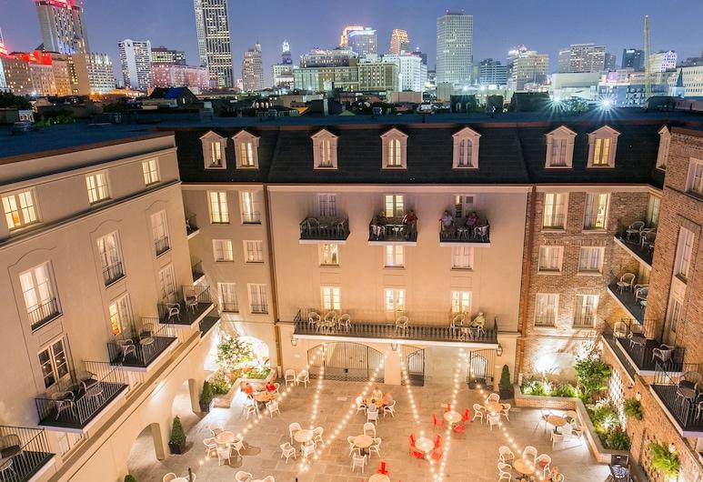 Maison Dupuy Hotel, New Orleans, Avlu
