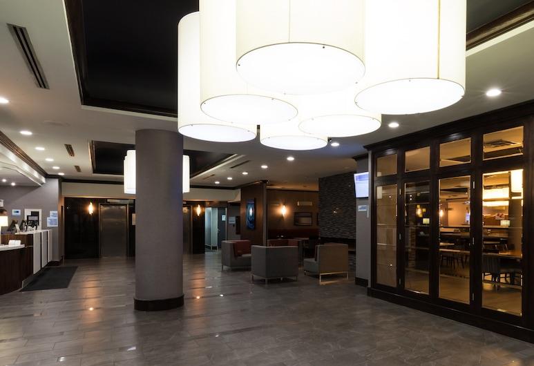 Holiday Inn Express Edmonton Downtown, Edmonton, Lobby