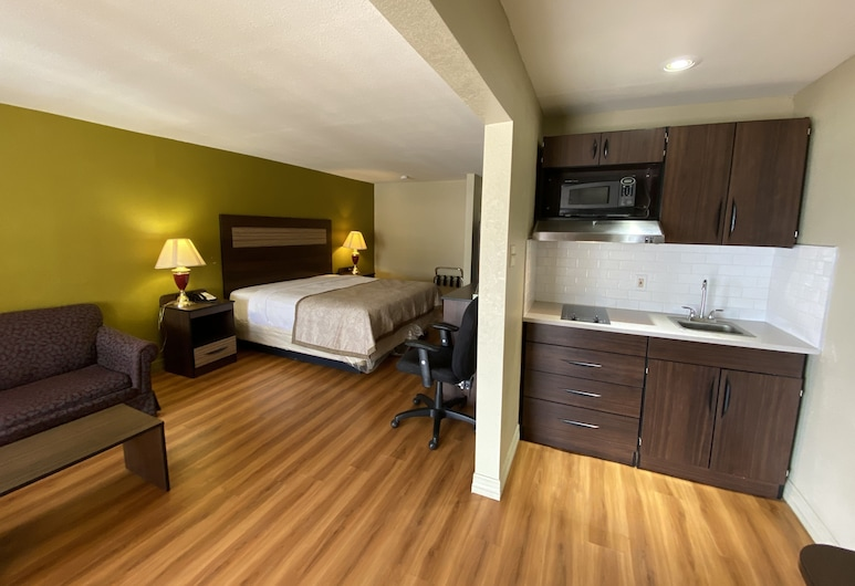 Stratford House Inn and Suites, Temple