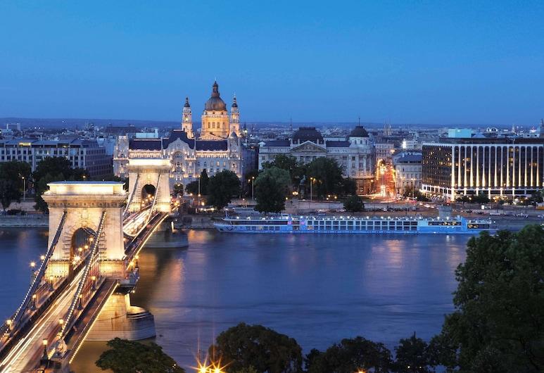 Sofitel Budapest Chain Bridge, Βουδαπέστη, Εξωτερικός χώρος