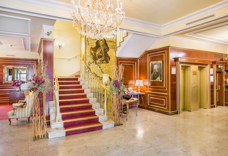 Novum Hotel Prinz Eugen Wien, Vienna, Lobi