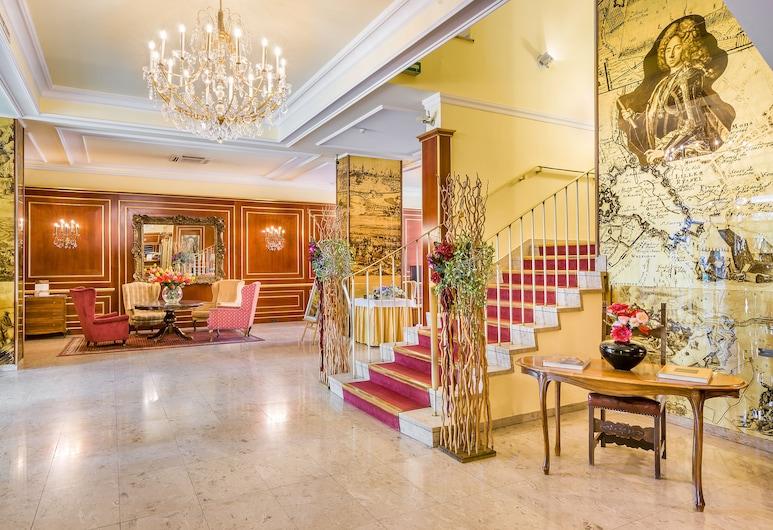 Novum Hotel Prinz Eugen Wien, Beč, Predvorje