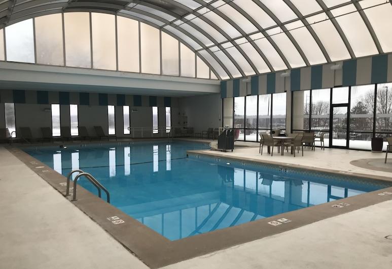 奧馬哈皇冠假日飯店, 奧馬哈, 室內游泳池