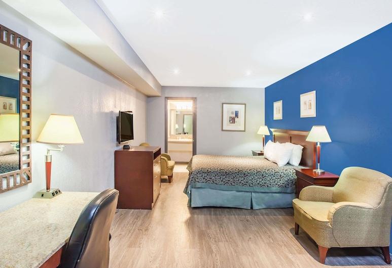 Days Inn by Wyndham San Antonio Alamo/Riverwalk, San Antonio, Quarto Duplo, 2 camas de casal, Fumadores, Quarto