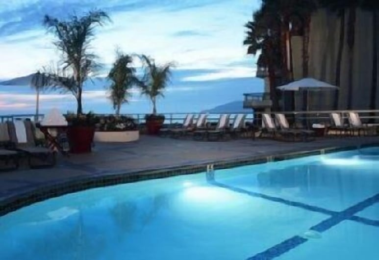 The Cliffs Hotel and Spa, Pismo Beach, בריכה