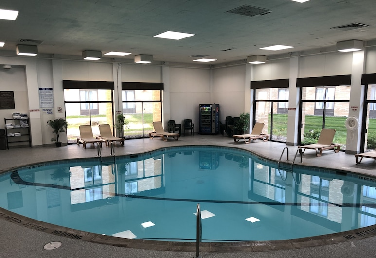 Comfort Inn MSP Airport - Mall of America, Bloomington, Piscina