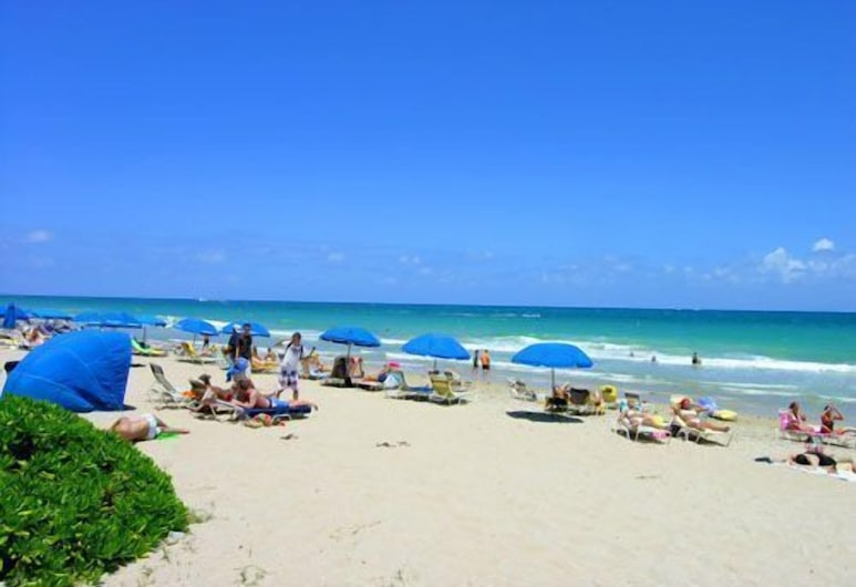 Ocean Manor Beach Hotel, Fort Lauderdale, Guest Room View