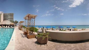 Selline näeb välja Ocean Manor Beach Hotel, Fort Lauderdale