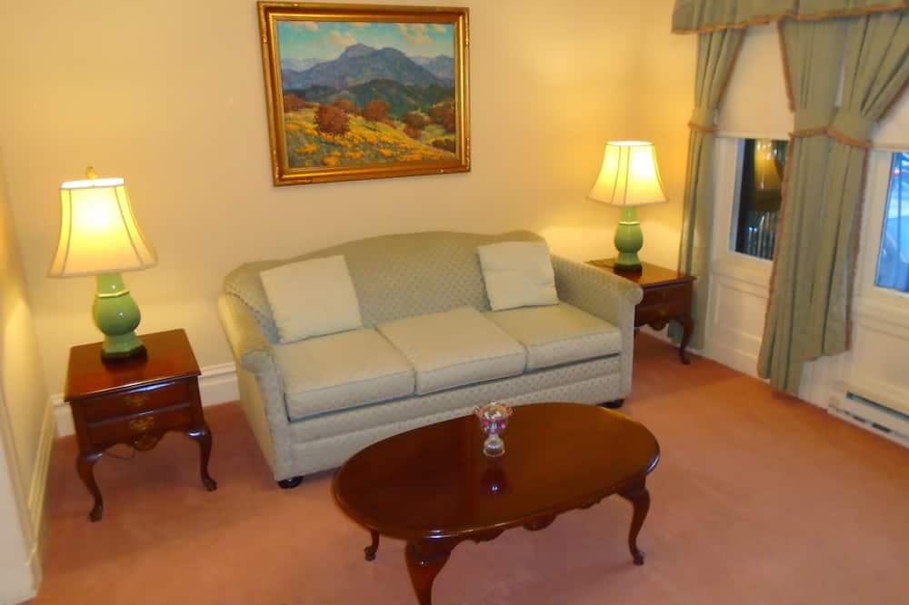 Familien-Suite, 1 Schlafzimmer - Wohnbereich