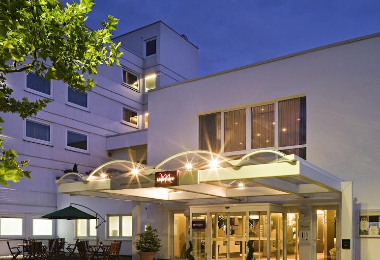 斯圖加特辛德芬根布里斯都美居酒店, 辛德芬根, 酒店入口