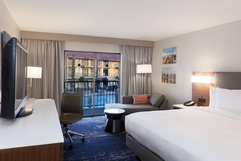 Junior suite, 1 kingsize bed, niet-roken - Kamer