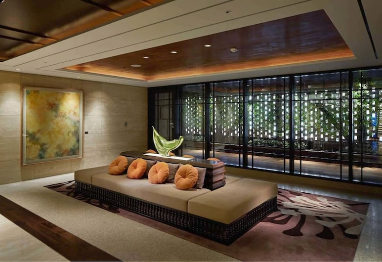 Royal Hotel Seoul, Seul, Quarto Duplo Standard, 1 cama king-size, Terraço/Pátio Interior