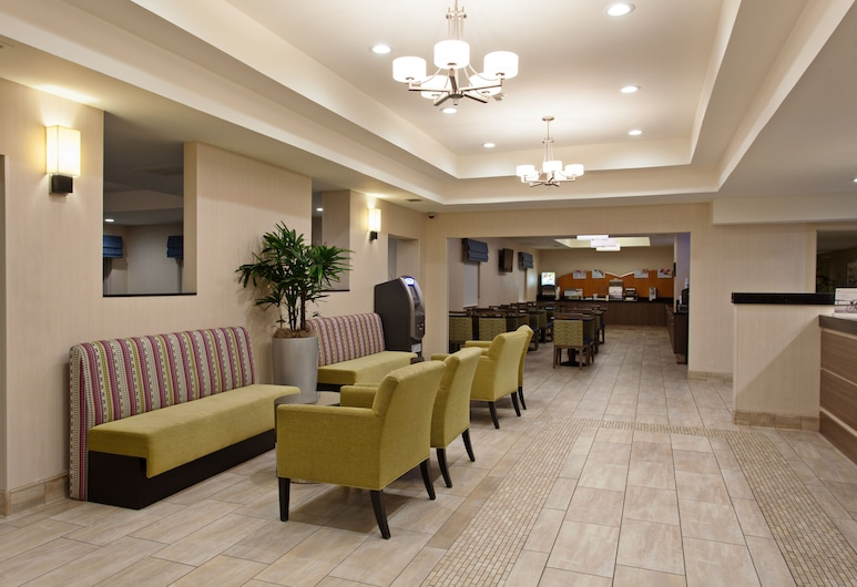 Holiday Inn Express Colton-Riverside North, Colton, Lobby