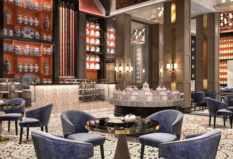Sheraton Oman Hotel, Mascate, Restaurant