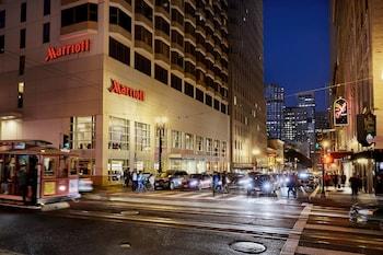 舊金山舊金山聯合廣場萬豪飯店的相片