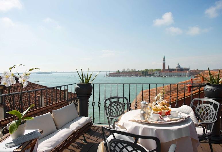 Hotel Metropole Venezia, Venezia, Suite con Terrazza, Terrazza/Patio