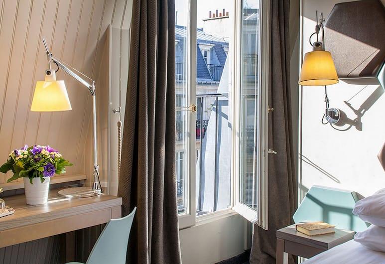 聖日耳曼酒店, 巴黎, 單人房, 客房